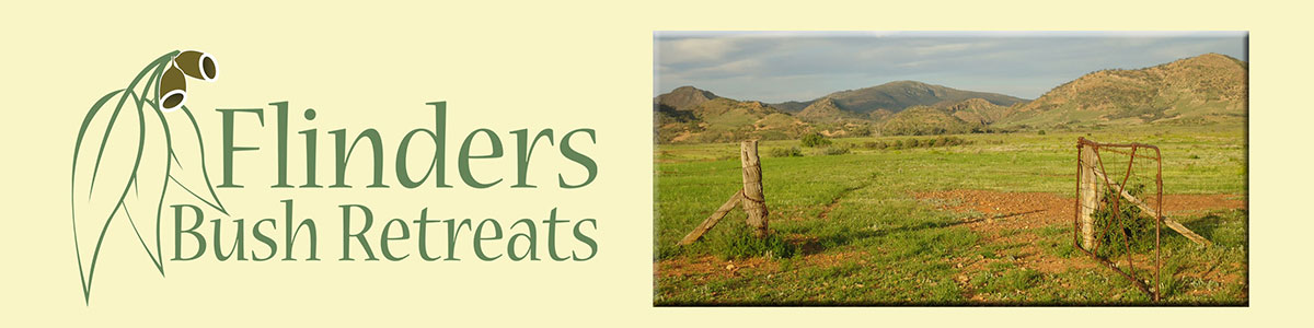 Flinders Bush Retreats header image